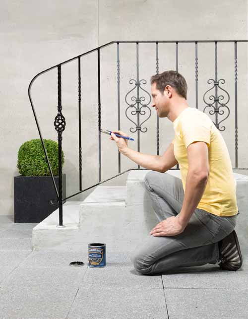 direct to rust paint hammerite. Black Bedroom Furniture Sets. Home Design Ideas