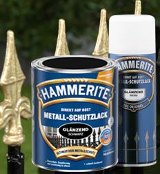 metall schutzlack gl nzend hammerite germany. Black Bedroom Furniture Sets. Home Design Ideas